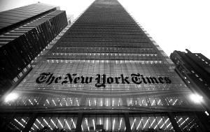 Bildergebnis für new york times building